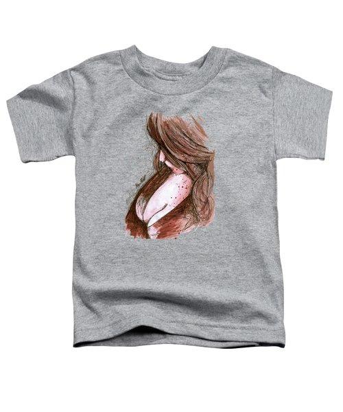 Praying For Rain Toddler T-Shirt