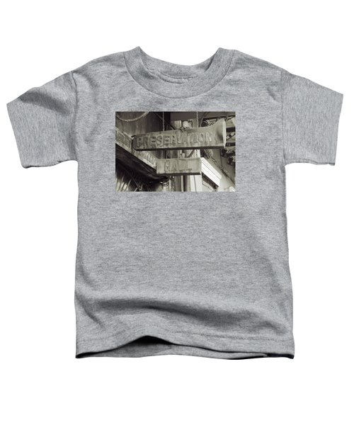 Preservation Hall, French Quarter, New Orleans, Louisiana Toddler T-Shirt