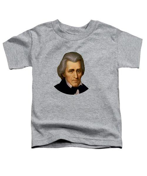 President Andrew Jackson - Two Toddler T-Shirt
