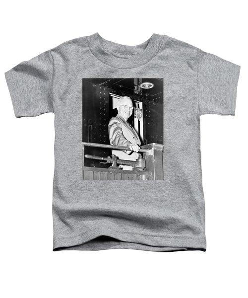 President Harry Truman Toddler T-Shirt