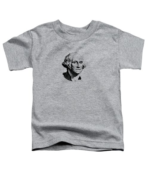 President Washington Toddler T-Shirt