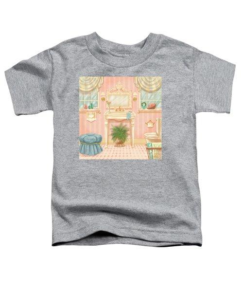 Pretty Bathrooms IIi Toddler T-Shirt