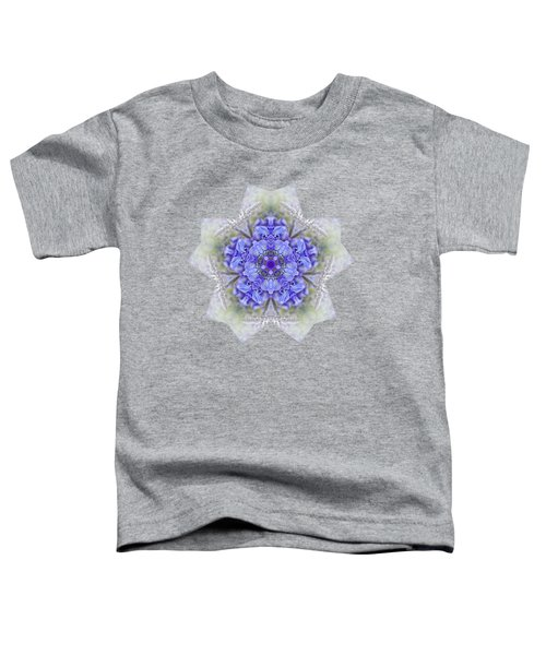 Pretty Wisteria Kaleidoscope By Kaye Menner Toddler T-Shirt