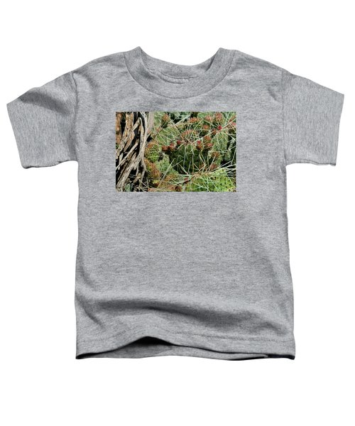 Prickly Pear Revival Toddler T-Shirt