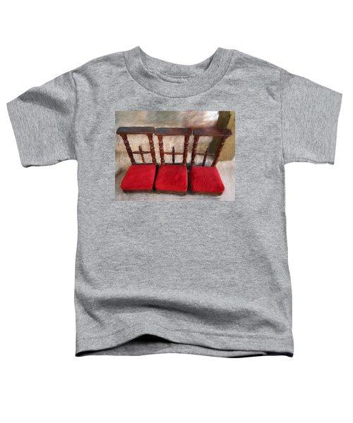 Prie Dieu - Prayer Kneeler Toddler T-Shirt