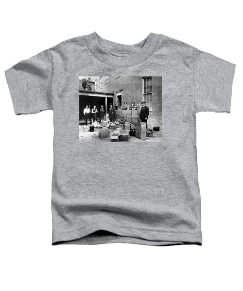 Prohibition, 1922 Toddler T-Shirt