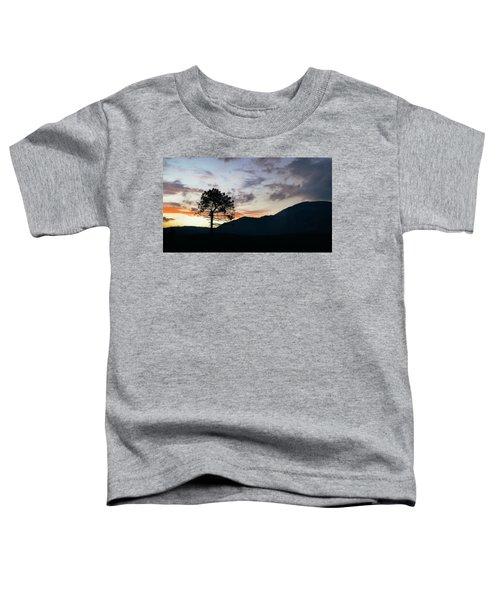 Provence, France Sunset Toddler T-Shirt
