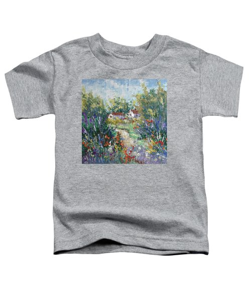 Provence Path Toddler T-Shirt