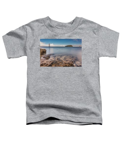 Puffin Island Lighthouse  Toddler T-Shirt