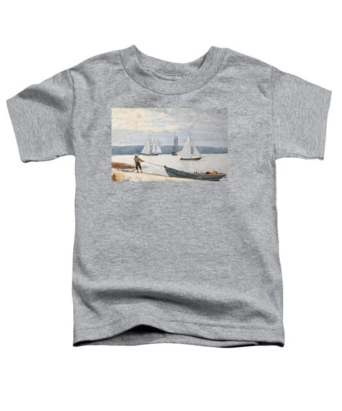 Pulling The Dory Toddler T-Shirt