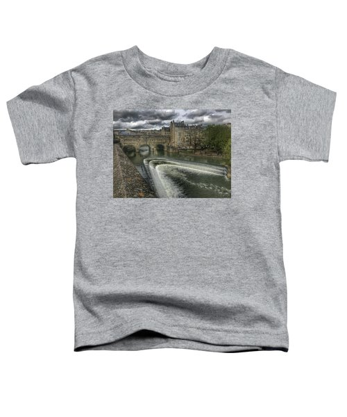 Pulteney Bridge Toddler T-Shirt
