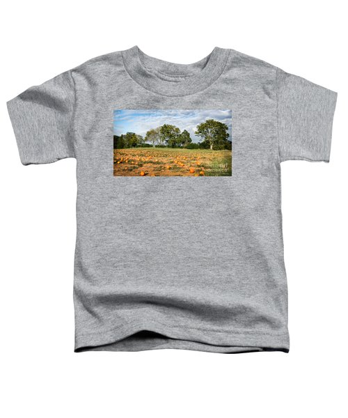Pumpkin Patch Toddler T-Shirt