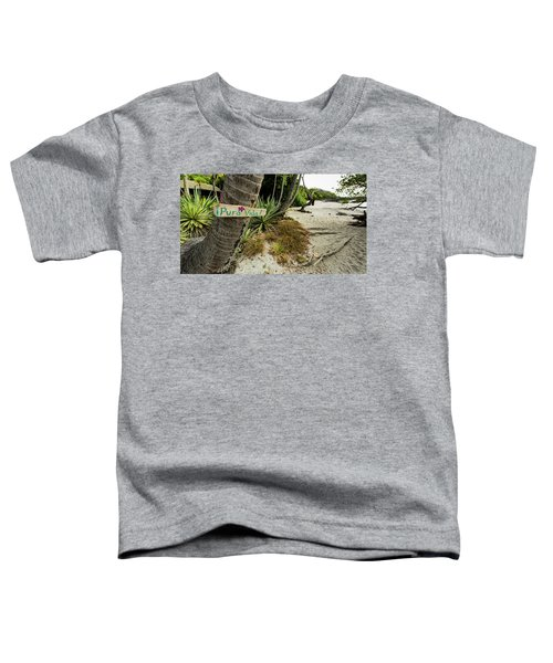 Pura Vida Toddler T-Shirt