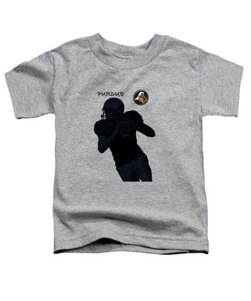 Purdue Football Toddler T-Shirt