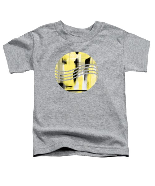 Pure Spirit Abstract Toddler T-Shirt by Christina Rollo