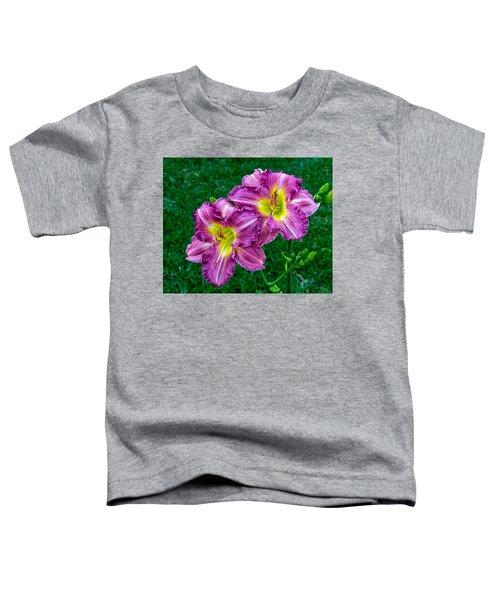 Purple Pair Toddler T-Shirt