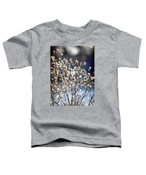 Pussy Willow Toddler T-Shirt