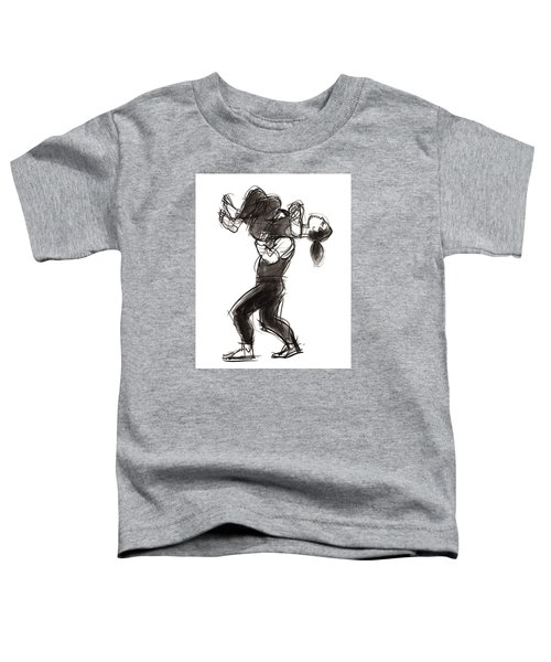 Puzzle Pieces Two Toddler T-Shirt