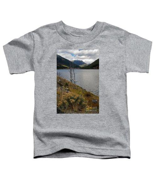 Quake Lake Toddler T-Shirt