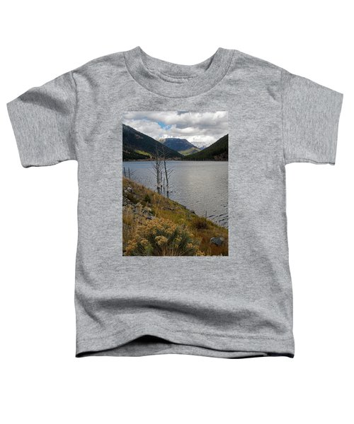 Quake Lake Toddler T-Shirt