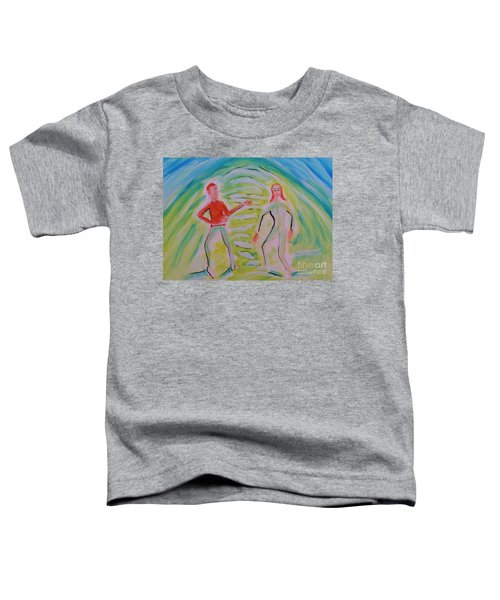 Quantum Entanglement Toddler T-Shirt