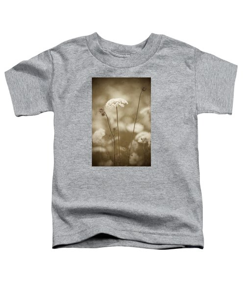 Queen Anne Lace Toddler T-Shirt