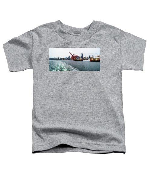Queen City Toddler T-Shirt