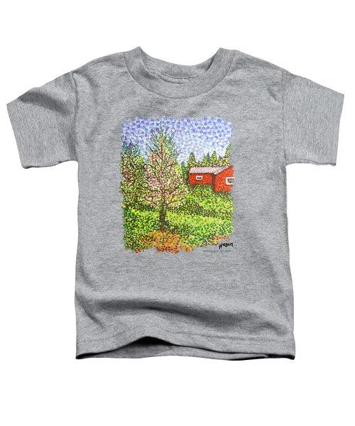 Quick Blossoms, New Grass Toddler T-Shirt