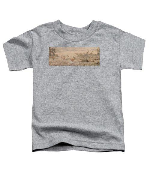 Quick Run Toddler T-Shirt