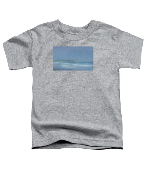 Foggy Afternoon At Little Compton Ri Toddler T-Shirt