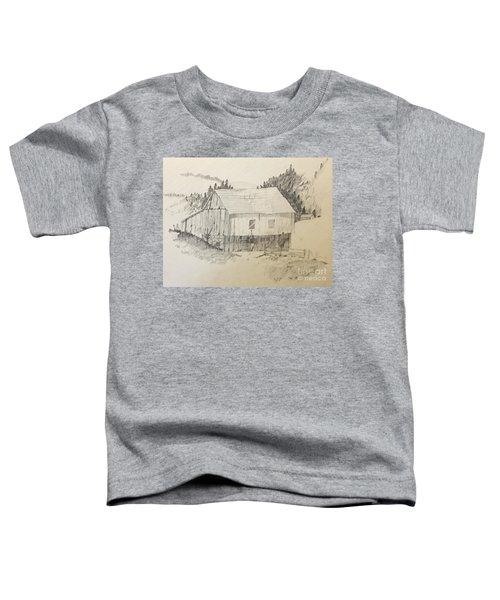 Quiet Barn Toddler T-Shirt