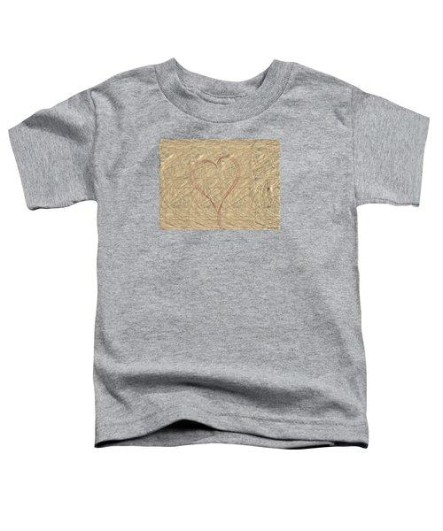 Tranquil Heart Toddler T-Shirt