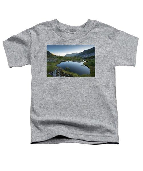 Quiet Lofoten Toddler T-Shirt