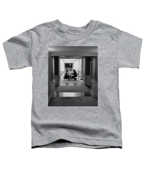 Quiet Moment Toddler T-Shirt