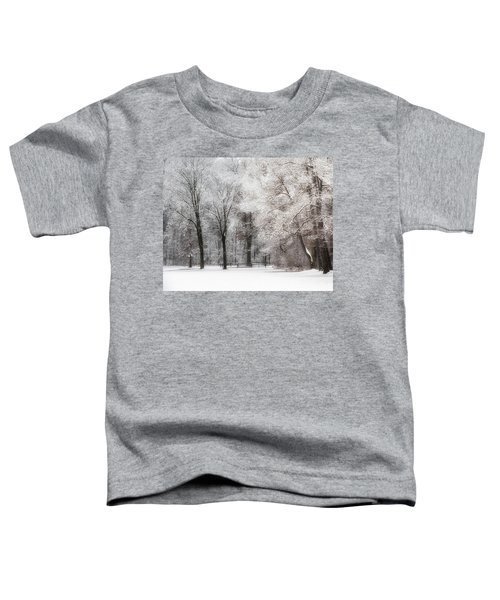 Quiet Winter  Toddler T-Shirt