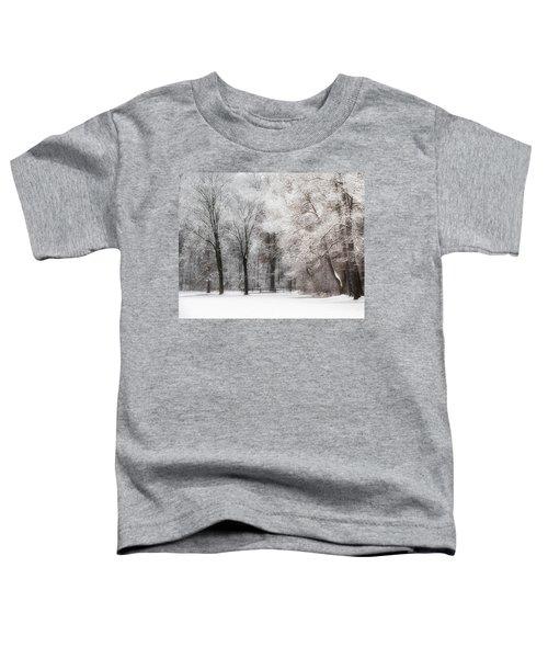 Quiet Winter  Toddler T-Shirt