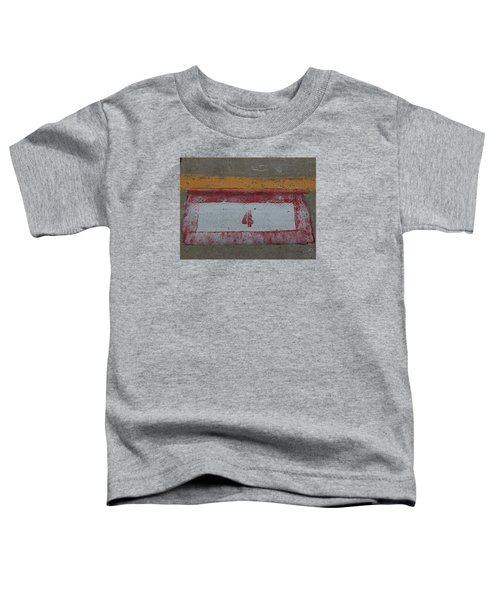 Railroad Art Toddler T-Shirt