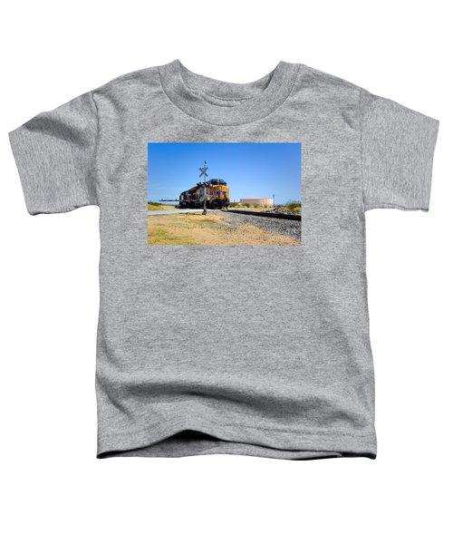 Railway Crossing Toddler T-Shirt