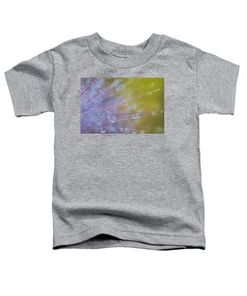 Rain Drops - 9753 Toddler T-Shirt