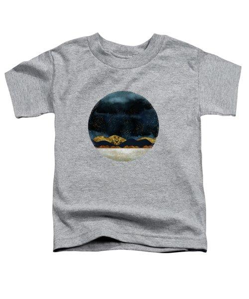 Rain Toddler T-Shirt by Katherine Smit