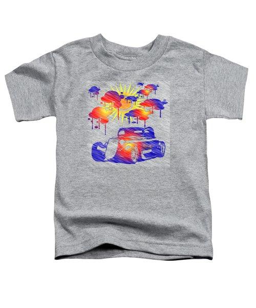 Rain Showers Toddler T-Shirt