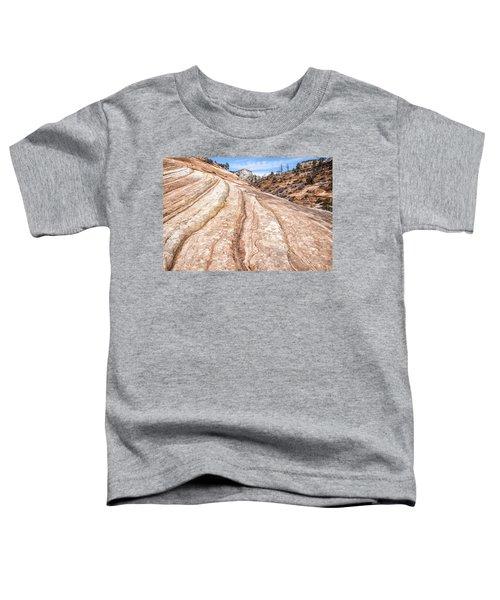 Rain Worn Toddler T-Shirt
