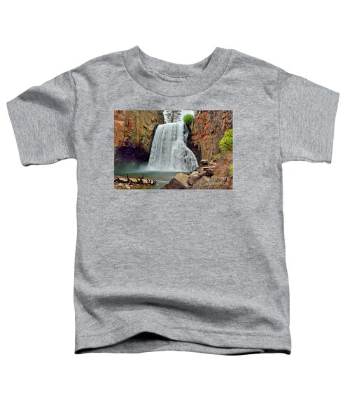 Rainbow Falls 10 Toddler T-Shirt