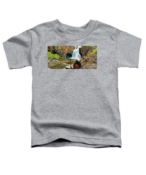 Rainbow Falls 2 Toddler T-Shirt