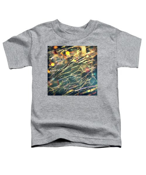 Rainbow Network Toddler T-Shirt