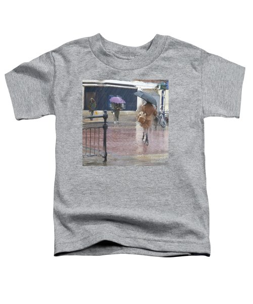 Raining All Around Toddler T-Shirt