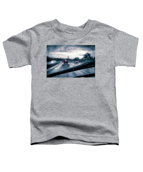 Rainy Day In July Toddler T-Shirt