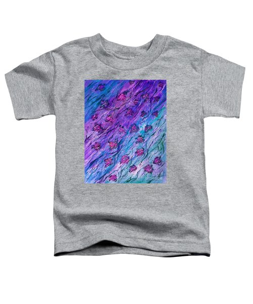 Rainy Days And Sundays  Toddler T-Shirt