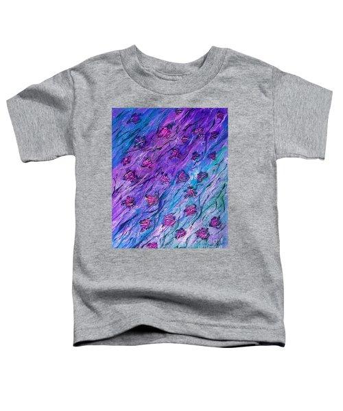 Rainy Days And Sundays  Toddler T-Shirt