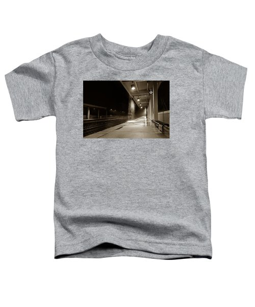 Rainy Night In Baltimore Toddler T-Shirt